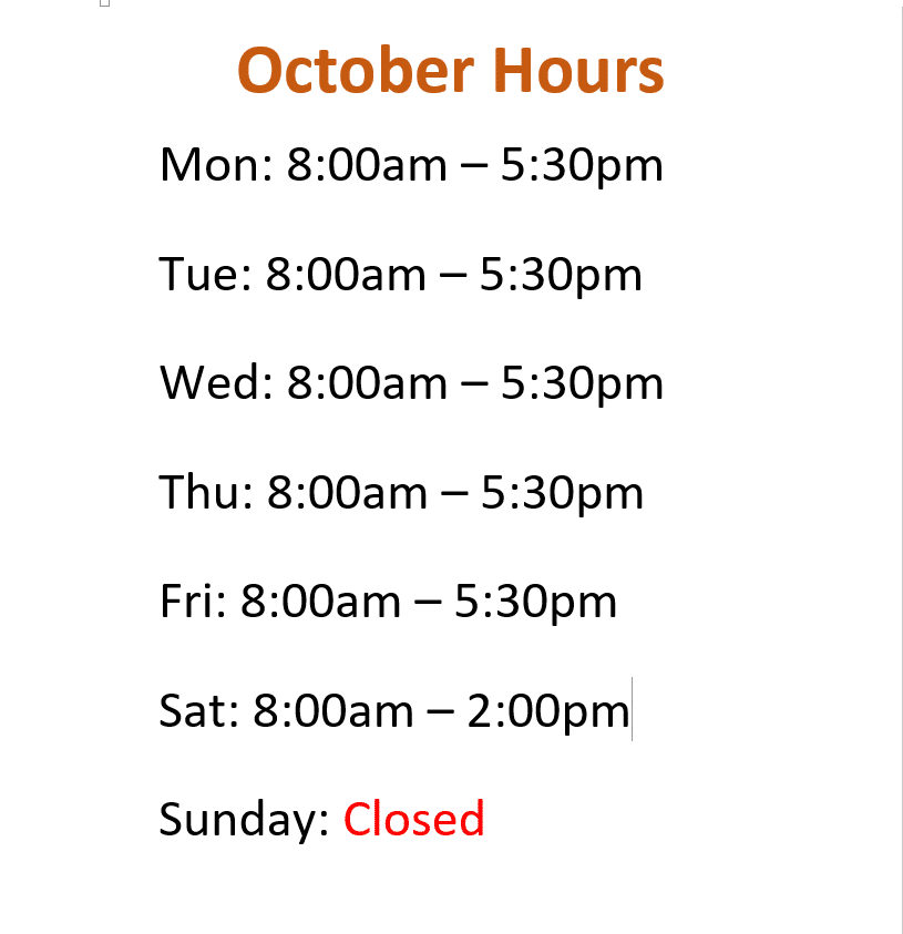 OctoberHours2021
